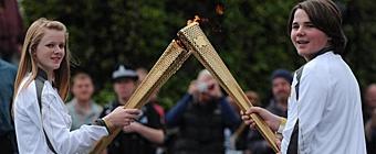 ¡¡¡Se apaga la Llama Olímpica!!!