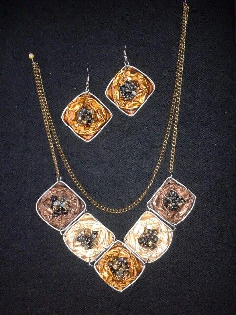 Nespresso jewellery