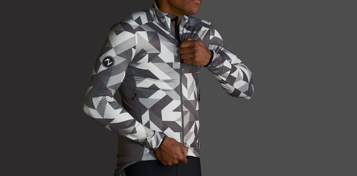 Winter Attack Fuse Jersey Jacket