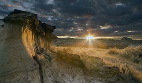 The Badlands, Alberta