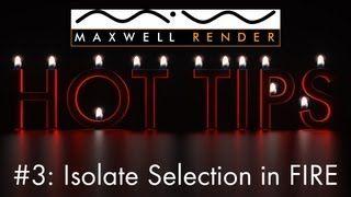 James Coleman Maxwell Render Tutorials