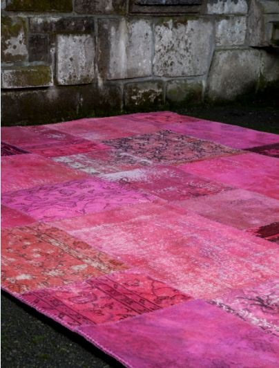 Pink Modern Vintage from Colin Campbell