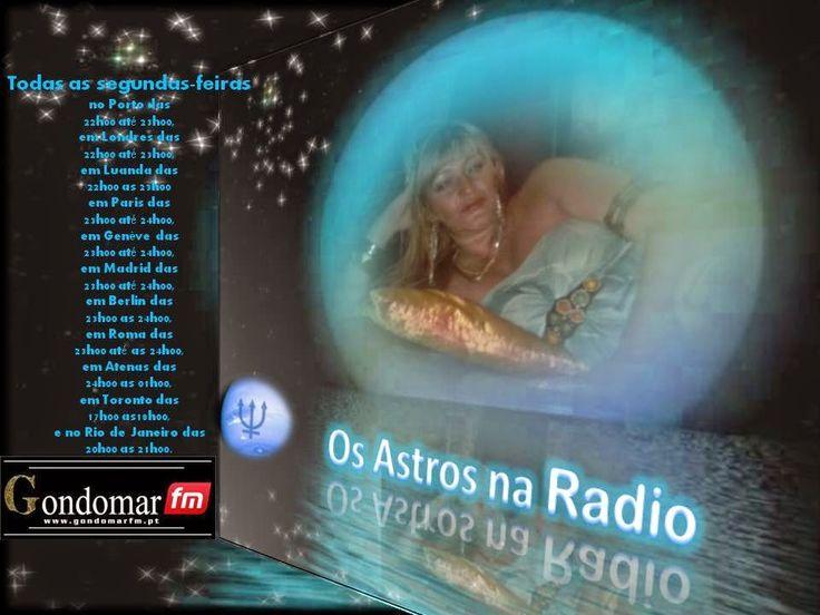"""PARAPSICOLOGIA?ESPIRITISMO?: 69º PROGRAMA OS ASTROS NA RADIO COM O TEMA """" PORQU..."""