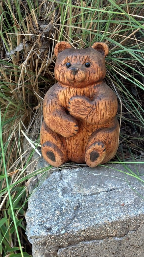 Images about bear carvings on pinterest sculpture