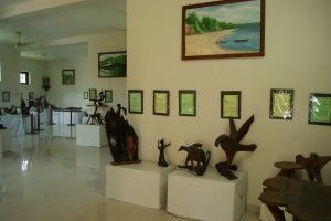 India's one and only driftwood museum in Kumarakom delights art lovers and travellers alike.