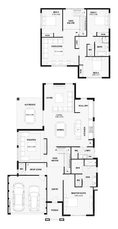 The Bartel   Ben Trager Homes