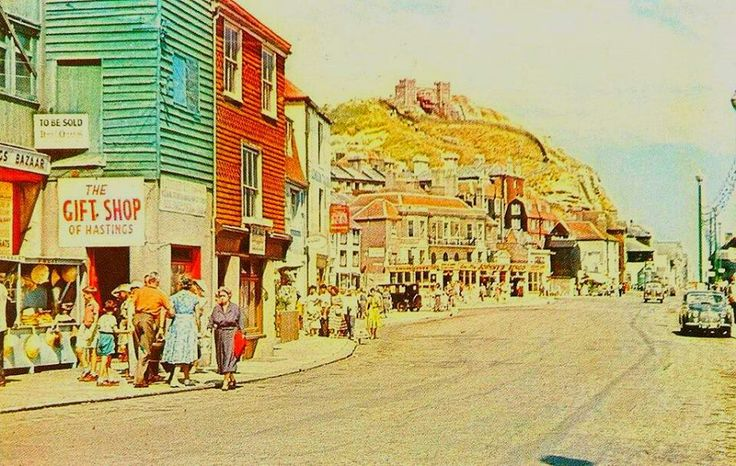 Photos of Hastings Old and New