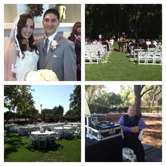 Clarke estate wedding