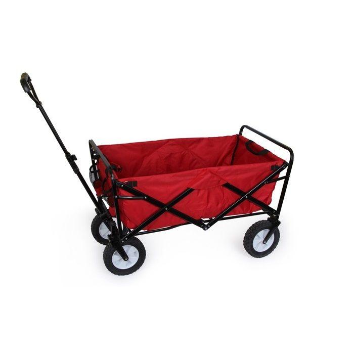 Carrito plegable para llevar #niños o equipaje #padres
