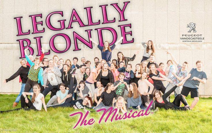 Legally Blonde (Arte del Sueño) - 2,5/4