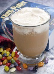 Butter Beer for Harry Potter Party