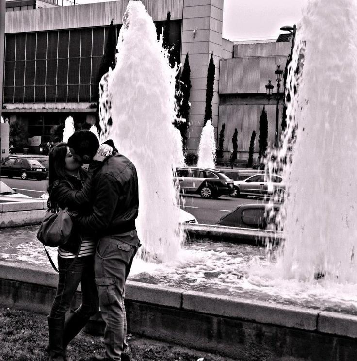 ROMANTIC HOLIDAY CONTEST WINNER - Spagna - ... nas vacaciones juntos y un adios a mi ciudad, Barcelona, para irme a italia a vivir con él