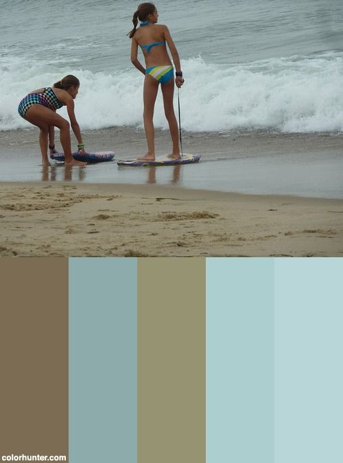 Marconi Beach Color Scheme