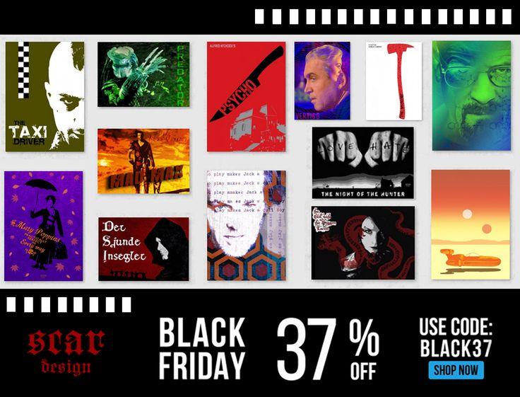 Black Friday Sales! 37% OFF EVERYTHING!!! Use BLACK37 Buy Movie Posters by Scar Design #blackfriday #BlackFriday #Sales #discount #SalesPosters #buyposters #Poster #Displate #ScarDesign  #MoviePoster #TVSeries  #HomeDecor #GiftsForHim #GiftsForHer #WallArt  #SciFiPosters #HomeGifts #MoviePosters #XmasGifts #ChristmasShopping #ChristmasGifts #CinemaPosters #Cinephile #AlternativeMoviePosters #MinimalMoviePosters