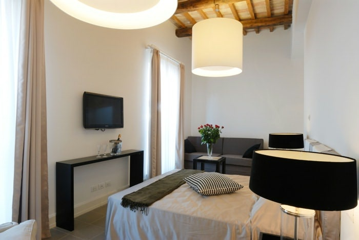 Relais Vatican View - Photogallery interior design by LAD more @www.lad.roma.it