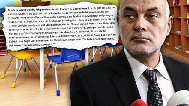 Harte Fakten in der am Donnerstag offiziell präsentierten Kindergarten-Studie der Uni Wien und des Religionswissenschaftlers Ednan Aslan: So wird ...