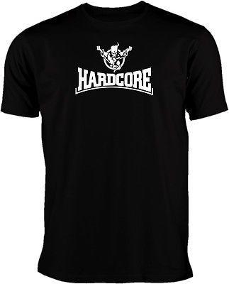 Hardcore T-Shirt Motiv 6 in verschiedenen Farben ( MOH Gabber, Angerfist )