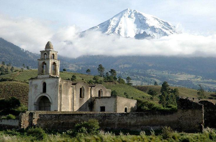 Hermosos lugares del estado Veracruz Mex. - Punto más alto de México