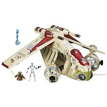 STAR WARS - The Vintage Collection - Republic Gunship Vehicle - English Edition