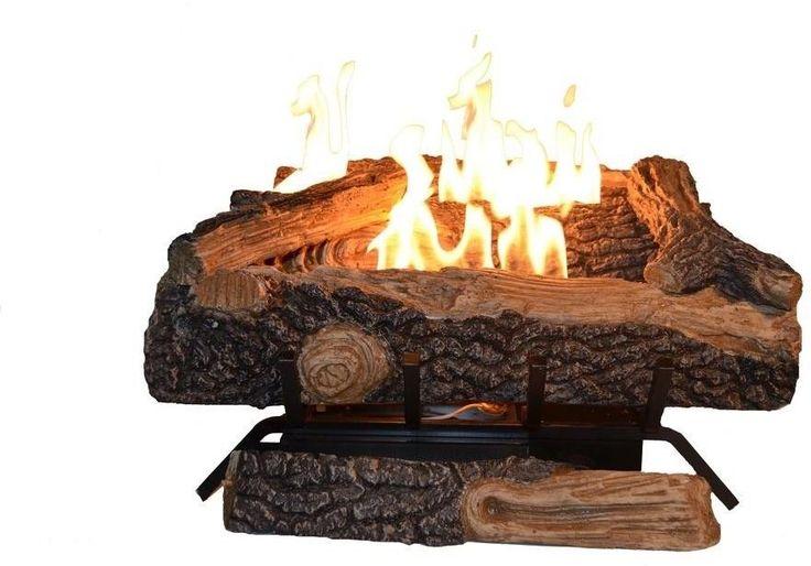 Best 25+ Gas fireplace logs ideas on Pinterest | Gas logs ...