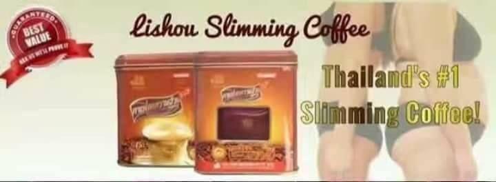 Meron napo  lishou slimming coffee ang trending na kape  P430