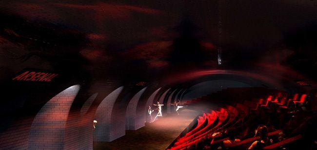 Les stations de métro fantômes relookées dans un projet de campagne de NKM
