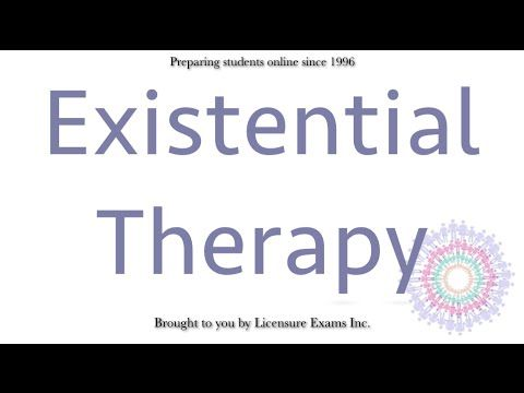 existential therapy 2 essay Existentialism research paper starter  experience their existential moment,  is central to sartre's existential philosophy what in his essay,.