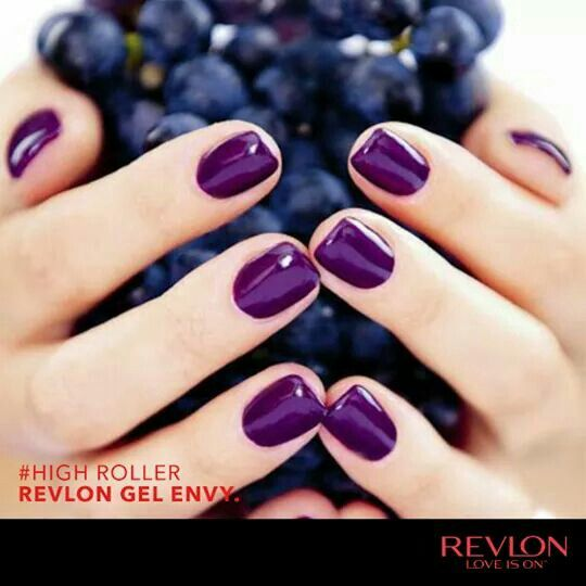 high roller gel envy Revlon 2015