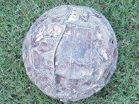 The Strange Tale of the Unexplained Metal Orb What is this strange orb found by a group of people along the banks of the Colorado river south of Brownwood? A piece of the Soyuz spacecraft? Debris from a satellite? A nuclear trigger device like those used for dirty bombs? There's a great deal of speculation. An industrial Xray even makes the object more of a mystery. There is a web site dedicated to the strange orb, with a number of reasonably good guesColorado River