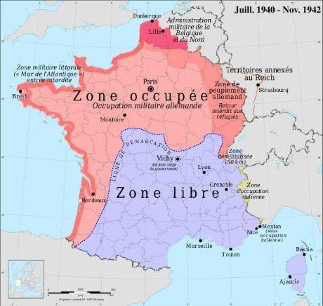Heure d'hiver: la France vit encore sur le fuseau horaire de l'Occupation | Slate.fr