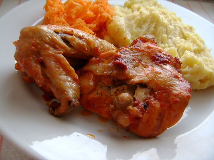 Kurczak po bałkańsku