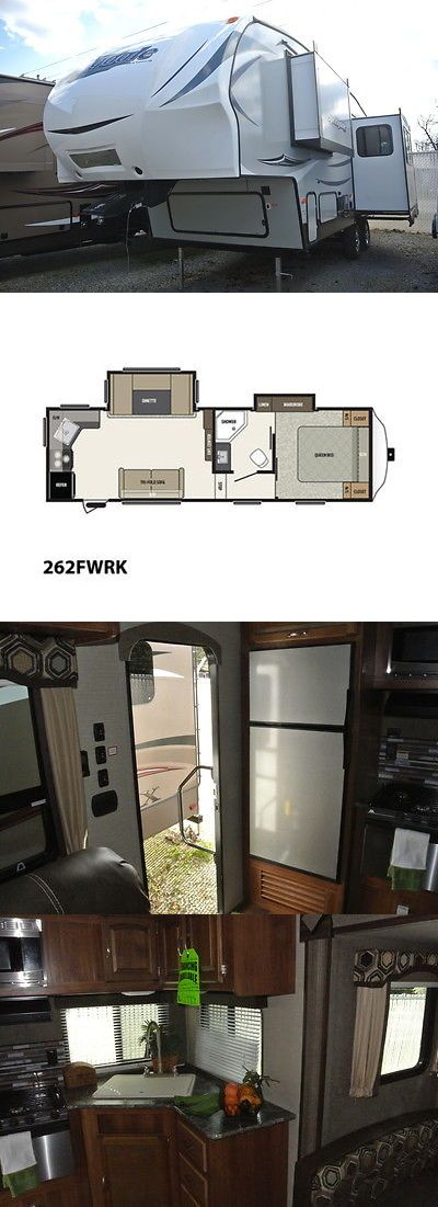 rvs: 2016 Keystone Rv Springdale 262Fwrk-Brand New! Blowout Pricing! Great Model! -> BUY IT NOW ONLY: $24999 on eBay!
