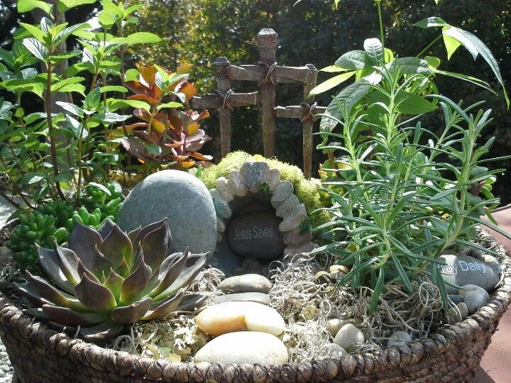 Easter Garden Craft Ideas Part - 48: Resurrection Garden