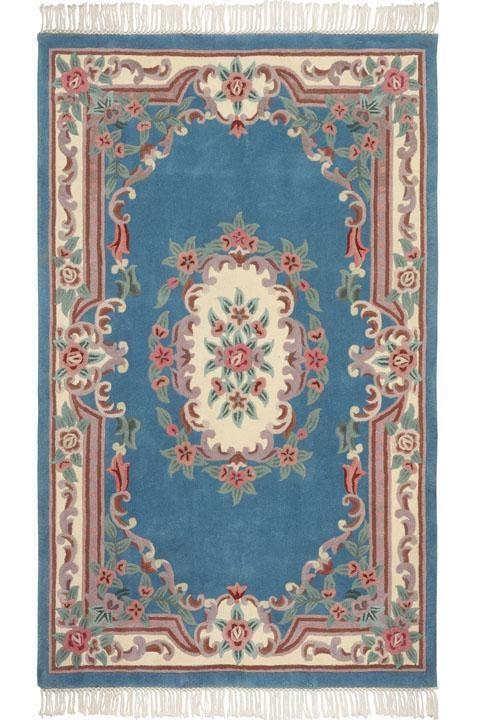throw rug with fringe