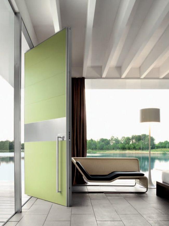 17 mejores ideas sobre puertas principales modernas en pinterest ...