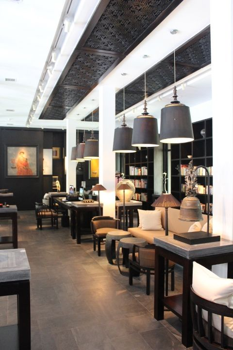 Vietnam hoi an the nam hai hotel interior design for Design hotel vietnam