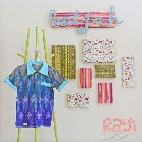 Style: Rayi Fabric: Tenun Ikat and Cotton  Check our IG: @botjah_id or Fanpage: Botjah for more detail ;)