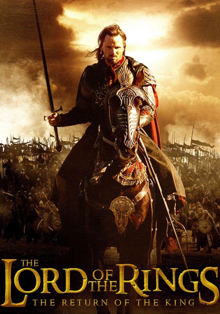 Hdr Movies The Lord Of The Rings The Return Of The King El Senor De Los Anillos Cine Y Literatura El Retorno Del Rey