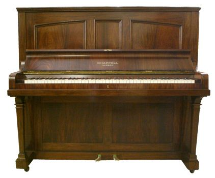 Chappell upright piano - image 1