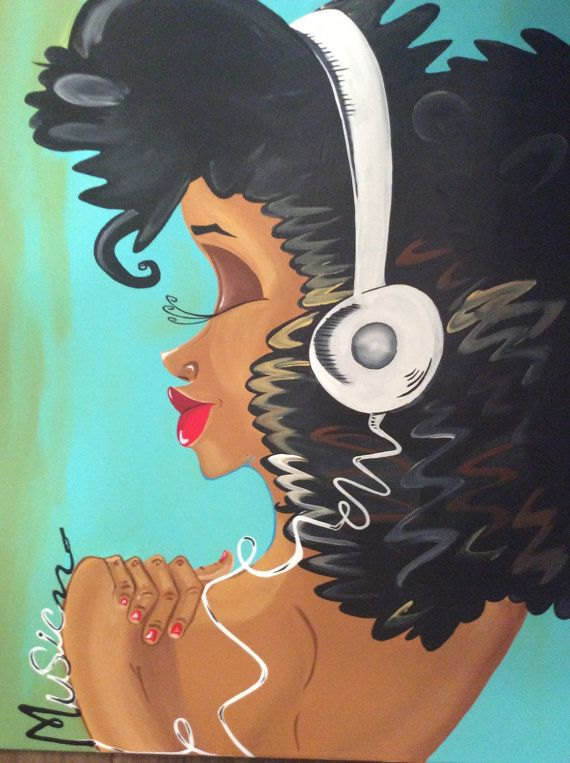 Hey, I found this really awesome Etsy listing at https://www.etsy.com/listing/234153051/black-art-african-american-art-acoustic
