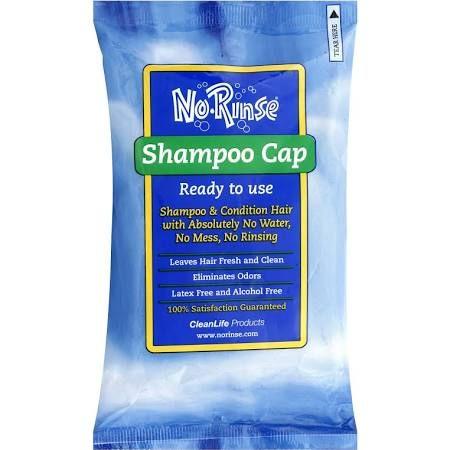 CleanLife No-Rinse Shampoo Cap