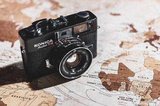 Κάμερα, Χάρτης, Ρετρό, Αντίκα