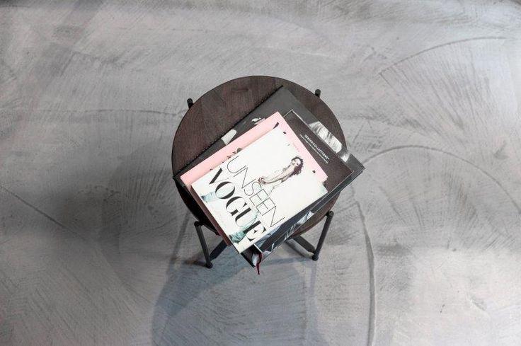 Acephala Concept Store, BAUFLOOR Creativo floor (detail)