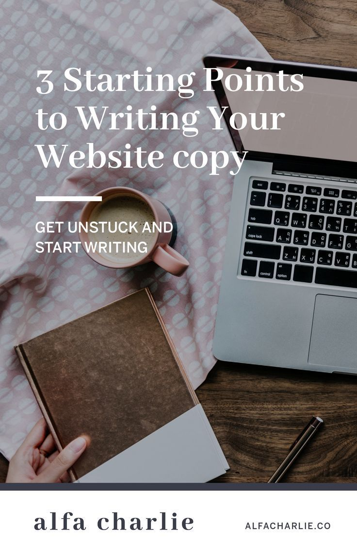 We Know Your Stress If You Re Anything Like Us You Just Went On A Frantic Google Search For How To Write We Website Copy Web Design Tips Website Copywriting