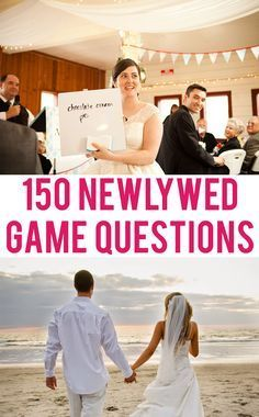 150 Newlywed Game Questions