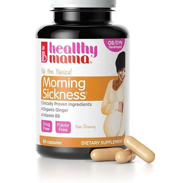 #NipTheNausea Morning Sickness Capsules are a great drug free way to reduce morning sickness. They have a generous dose of organic ginger AND vitamin B6, both clinically proven to cure that morning sickness. These drug-free capsules have zero taste and are sure to help you stop praying to the porcelain god.🙏🙌 #morningsickness #healthymama #healthymamabrand #momtobe