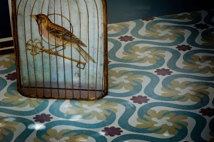 This new range of patterned terrazzo marks a throwback to classic style with a modern twist. Coming to Signorino Tile Gallery in early 2014.