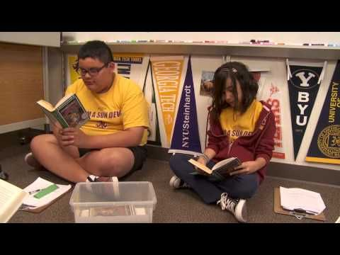 Expect More Excellence Tour submission: AVID Goes to College: Palomino Intermediate School. See it, share it, and vote for your favorites by clicking the image.