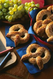 Baked Pretzels Recipe   Bake with Kids   Use this recipe to bake delicious homemade pretzels. -  Mom Central Consulting  No Kid Hungry sponsored opportunity.