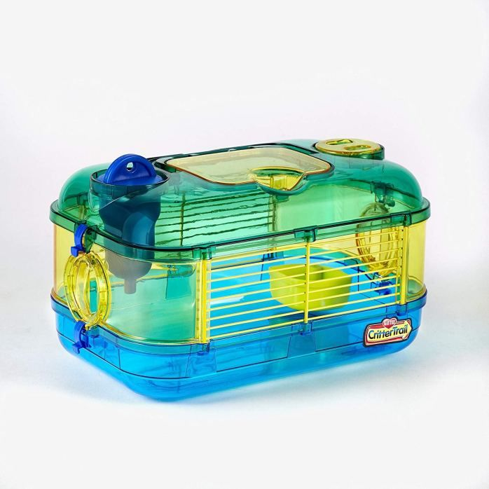What Does Hamster Sick Looks Like Famillypet In 2020 Hamster Cages Cool Hamster Cages Hamster Cage